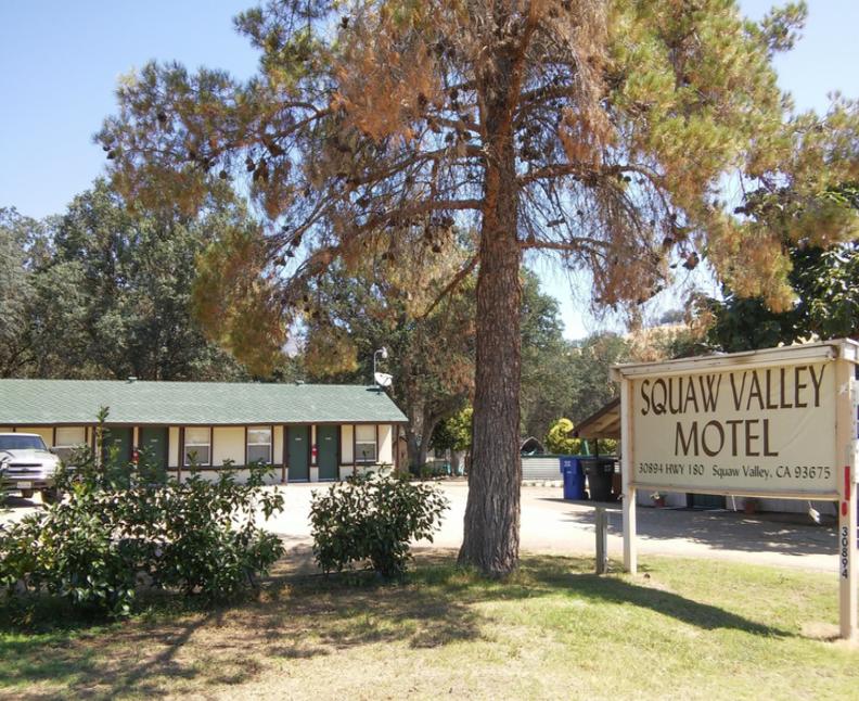 Squaw Valley Motel 2016